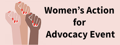 Women's Action for Advocacy @ YWCA Hanover | Wilkes-Barre | Pennsylvania | United States